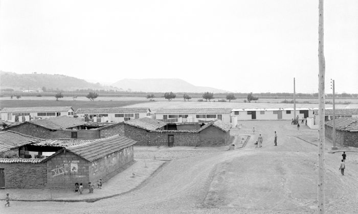 Camp de regroupement in Thiers, Algeria, September 1959 © Griette / SCA / ECPAD.