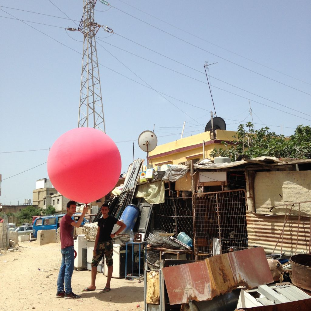 Citizen Science in a Refugee Camp by Public Lab
