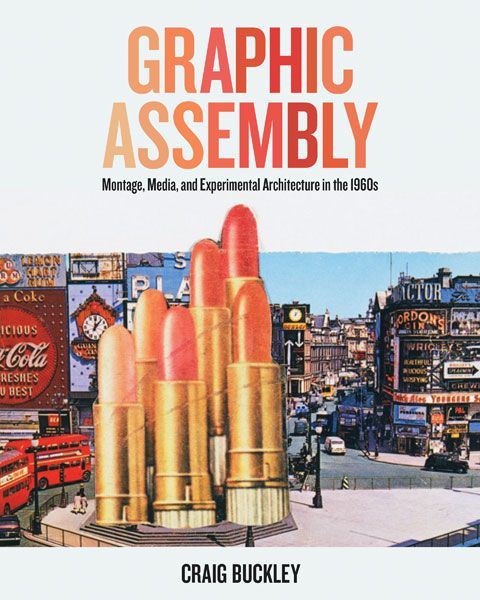 Cover 'Graphic Assembly', Craig Buckley